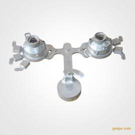 压铸厂 铝合金压铸 铝合金压铸厂 LED灯配件 铝压铸制品