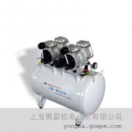 上海勇霸供应口腔科空压机图片 无油静音空气压缩机价格