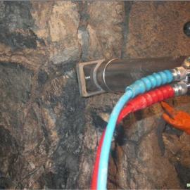 新型开挖隧道拆除坚硬岩石机械液压膨胀机