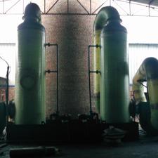 脱硫除尘器,湿式脱硫除尘器