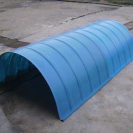 胶带机防雨罩,输送机防雨罩,皮带机防雨罩