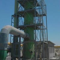 酸雾净化塔,高效酸雾净化塔,玻璃钢酸雾净化塔
