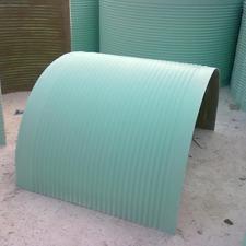 玻璃钢防雨罩