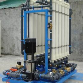 最新供应净化水用大型超滤设备厂家