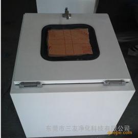 785*600*690传递窗机械互锁外冷轧钢板内不锈钢厂家