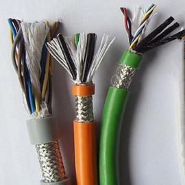 伺服电缆-伺服电机连接控制电缆线-耐油屏蔽伺服电缆