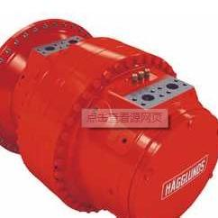 Hagglunds柱塞泵