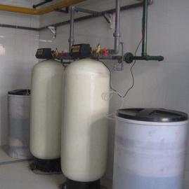 富莱克20T/H软水器 锅炉除盐软化设备 鹏昊水处理