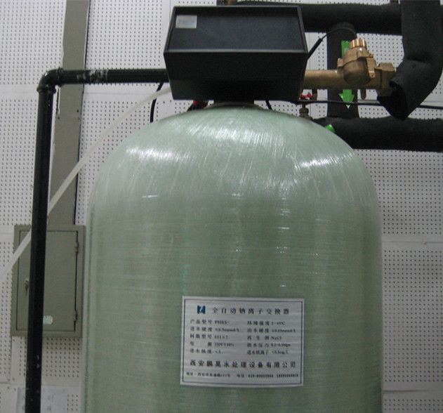 FLECK富莱克8T/H流量全自动锅炉软水器