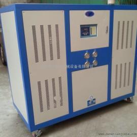 深圳20HP水冷式冻水机,20HP水冷式冰水机,工业冷水机