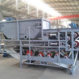 高性能DNQ型带式浓缩压滤一体机