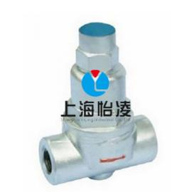 上海蒸汽疏水阀厂家|上海怡凌CS18H脉冲式疏水阀