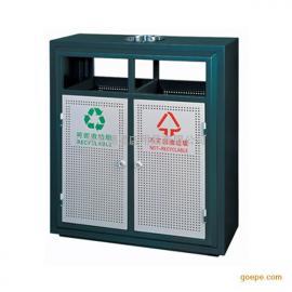 阳江分类垃圾桶,阳江道路分类果皮箱,阳江分类垃圾桶厂家
