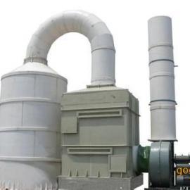 威海的XNT型湿式旋流强化凝聚脱硫除尘器新型设置盈科独有