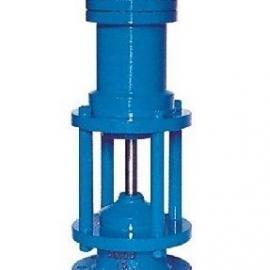 专业供应H742X液动池底排泥阀