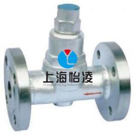 高品质疏水阀|上海怡凌TB可调双金属片温度调整型蒸汽疏水阀