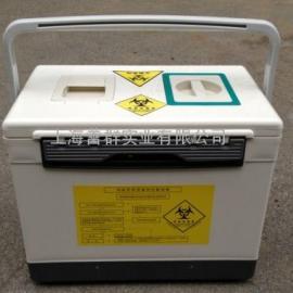 生物安全运输箱 便携式生物样品运输箱