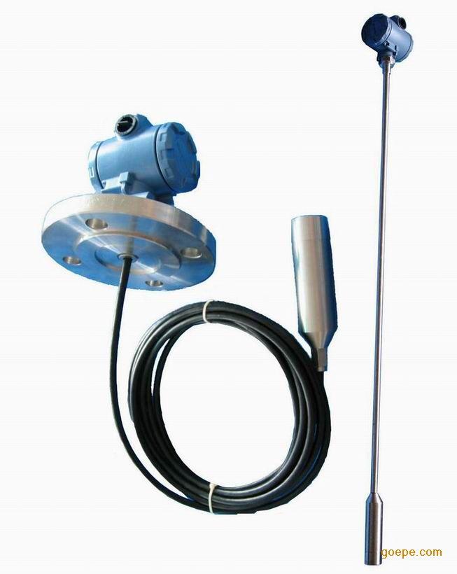 水库,水塔及容器等场合的液位测量与控制,它是通过测量液体的压力进而