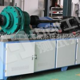 东营石油钻杆扭转试验机,石油钻杆扭力扭角试验机