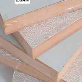 单面、双面彩钢酚醛风管厂家/复合风管价格/彩钢酚醛风管价格