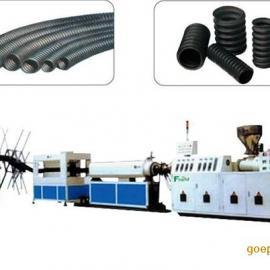 文安聚氯乙烯pvc排水电工穿线管生产设备