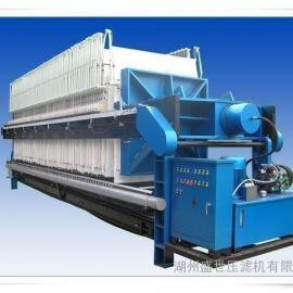 浙江隔膜压滤机自动拉板压滤机