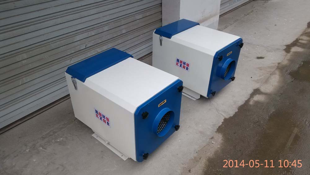 厂家直销1500m3/h机床油雾收集器,油雾净化器