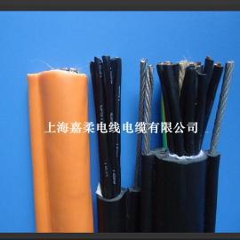 自承式钢索电缆 自承式钢索电缆生产厂家