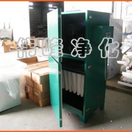 钢板除尘器PL-4500 (手动振打) 接管道除尘器