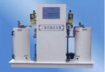 时间形二氧化氯水杀菌设备