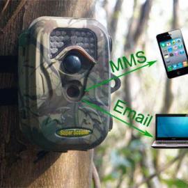 夜鹰SG-660M带彩信功能红外监控相机