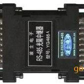 波仕光电隔离RS-485中继器-零延时智能收发转换