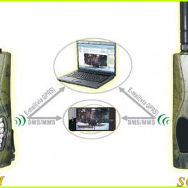 SG-880M夜鹰带彩信功能远程监控红外相机