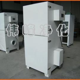 钢板喷塑除尘器PL-4500 (手动振打)接管道除尘器