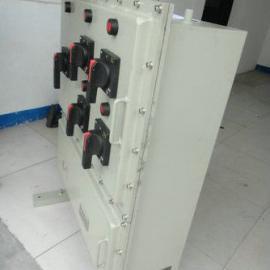 防爆钢板配电箱,防爆照明配电箱