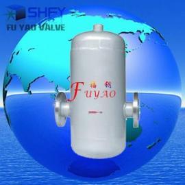 不锈钢挡板式汽水分离器-304不锈钢汽水分离器