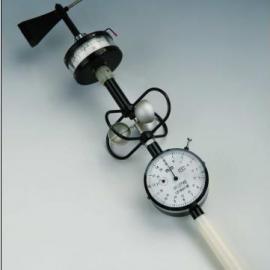 DEM6型轻便三杯风向风速表   手持测风仪
