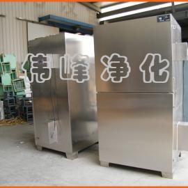 不锈钢除尘器PL-2200(手动振打) 布袋除尘设备