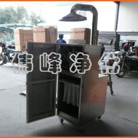 不锈钢移动式除尘器SH-C-1600 移动式除尘器