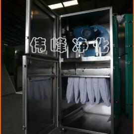 不锈钢除尘器PL-2700(手动振打)单机除尘器 布袋除尘设备