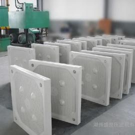 隔膜滤板聚丙烯滤板500系列浙江压滤机