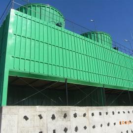 低噪音玻璃钢冷却塔