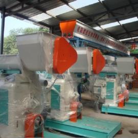 高品质木屑颗粒机生产线