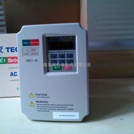 泓筌HC1P05D523B变频器,5.5KW变频器&