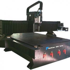 塑料板切割机_大型塑料板材数控切割机