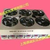 磁力搅拌水浴锅(6孔不同温度)HH-6D
