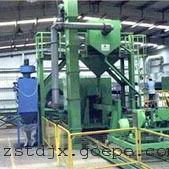 深圳钢管抛丸机-宝安钢管通过式抛丸机
