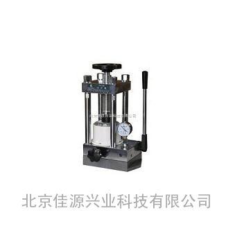 FW-4A粉末压片机,可压30吨压片机