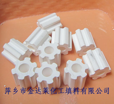 PM支撑剂 齿轮形保护剂 陶瓷齿轮形支撑剂