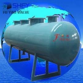 大型分集水器-分水集水器-供暖专用分集水装置